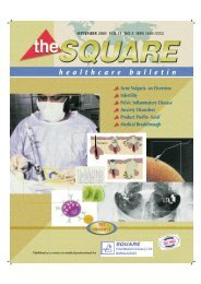 Acne Vulgaris - Square Pharmaceuticals Ltd.
