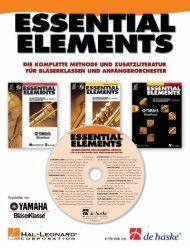 essential elements band 1 - Yamaha