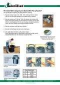 Montagevejledning - Lauridsen Handel og Import A/S - Page 2