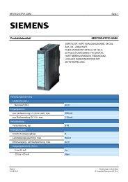 Product data sheet 6ES7332-8TF01-0AB0 - TP Automation e.K.