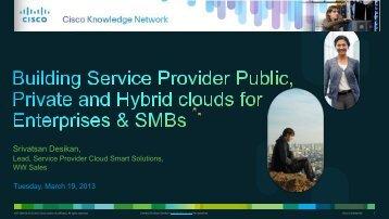 Customer - Cisco Knowledge Network