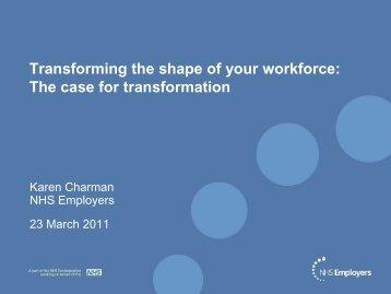 Karen Charman - NHS Employers