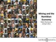 mines are - The Chamber of Mines Uranium Institute