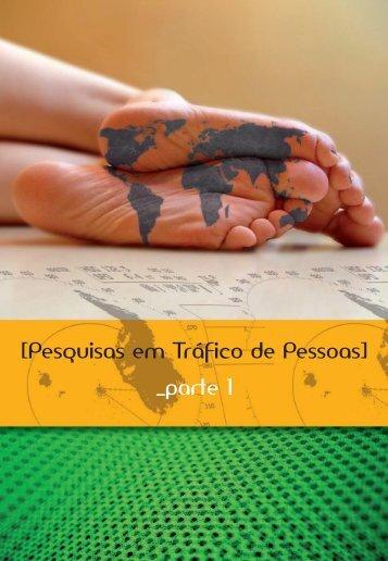 Pesquisas em Tráfico de Pessoas - Organização Internacional do ...