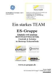 Ein starkes TEAM - Ferrex GmbH