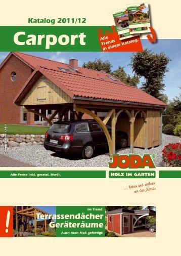 Carport Alle - Joda