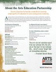 Transforming - Arts Education Partnership - Page 2