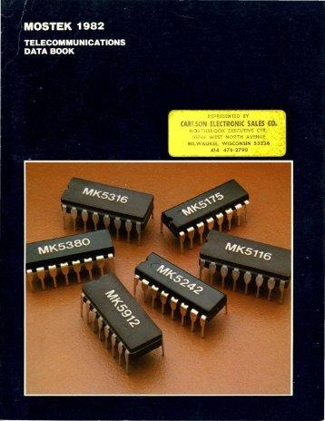 Integrated Tone Dialer - Al Kossow's Bitsavers