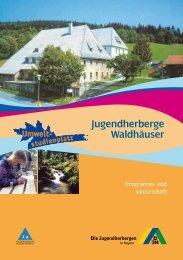 Jugendherberge Waldhäuser - Deutsches Jugendherbergswerk