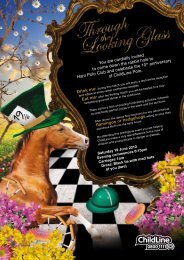 You are cordially invited to come down the rabbit hole to Ham Polo ...