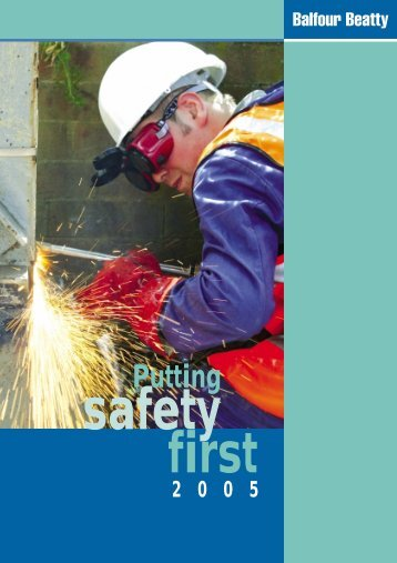 Putting Safety First - Balfour Beatty Rail