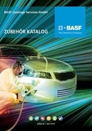 ZUBEHÖR KATALOG - BASF Coatings Services GmbH