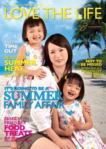 FAMILY AFFAIR - Jurong Point