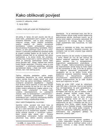 Osvrt na povijest toksikologije. Toksikologija kao znanost. - PBF