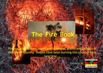 The Fire Book - Northern Territory Schools