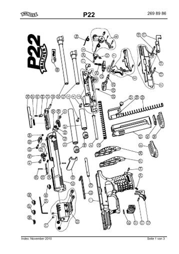 P22 - Frontier Arms