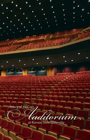 Auditorium - Kansas State University