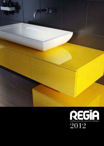 catalogo generale | general catalogue - Regia