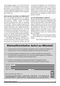 Kleinwaffen unter Kontrolle - Schweizerischer Friedensrat - Page 5