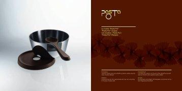 """""""Pasta Pot""""-Rezepte - Connox"""