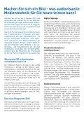 3. AV-Fachsymposium für Architekten, Planer, IT-Manager ... - Seite 2
