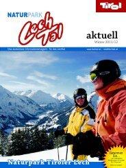Lechtal Aktuell - Winter 2011/2012