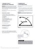 CUB BetrieBsanleitung & sicherheitshinweise - Burley - Seite 6