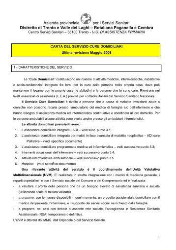 Libretto sanitario odontoiatrico azienda provinciale per - Libretto sanitario per lavoro cucina ...