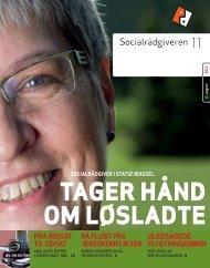Socialrådgiveren nr. 11-2011 - Dansk Socialrådgiverforening
