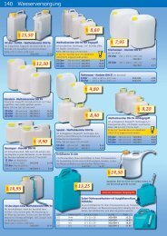 140 Wasserversorgung - KARAVAN SERVIS