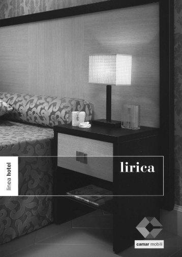 Scarica la scheda tecnica - Hotel contract
