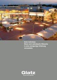 GLATZ Commercial Katalog - Kaufung GmbH