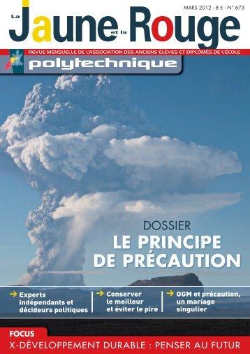 pdf sommaire - La Jaune et la Rouge