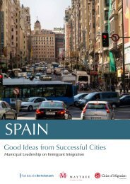 Spain - Cities of Migration