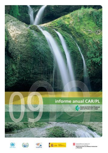 informe anual CAR/PL - Regional Activity Centre for Cleaner ...