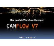 Powerpoint Vorstellung CAMFLOW V7 - millhouse GmbH