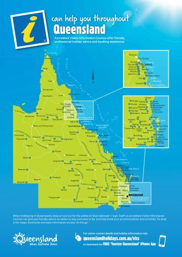 Queensland Holidays
