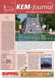 Ausgabe 06/2012 - Stadt Kemnath