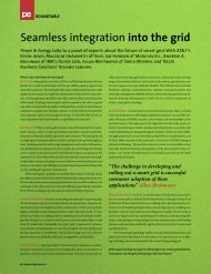 Seamless integration into the grid - TELUS International