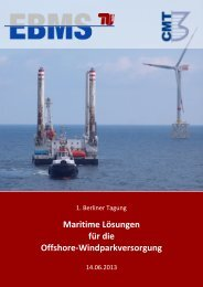 Flyer Offshore-Tagung Berlin - FG Entwurf & Betrieb Maritimer ...