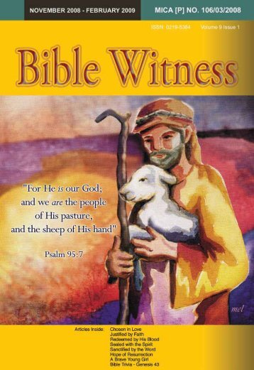 His Forever - Bible Witness