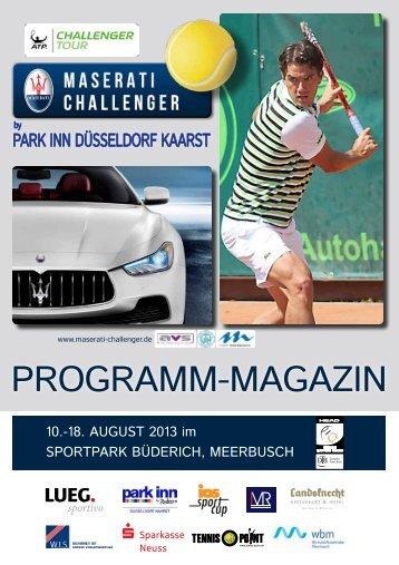 Heft zum Downloaden - Maserati-Challenger