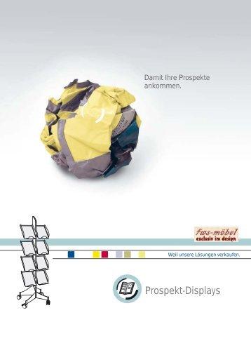 Prospekt-Displays - Fws-moebel.de