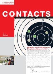 Direkt zum CONTACTS 57 (PDF) - Compona AG