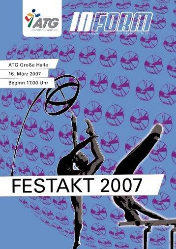 FESTAKT 2007 - ATG