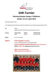 SAR-Turnier