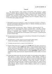 č.j. 007 EX 4265/08 - Exekutorský úřad Hodonín