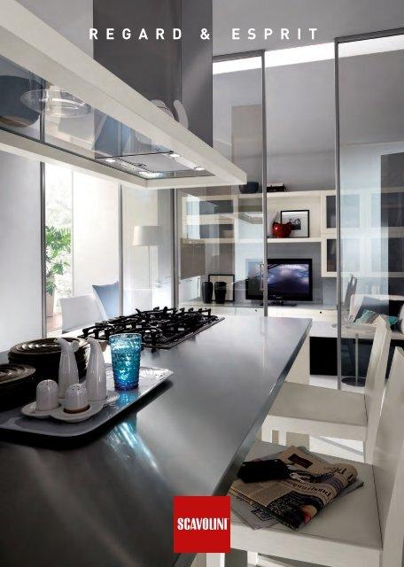 Cucina Regard Scavolini - Kitchens.it