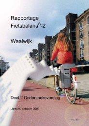 Deel 2 onderzoeksverslag - Gemeente Waalwijk