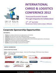 Sponsorship Brochure - EMP Asia
